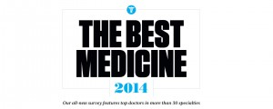 Dr. Andrew Hwang listed among Top Doctors 2014